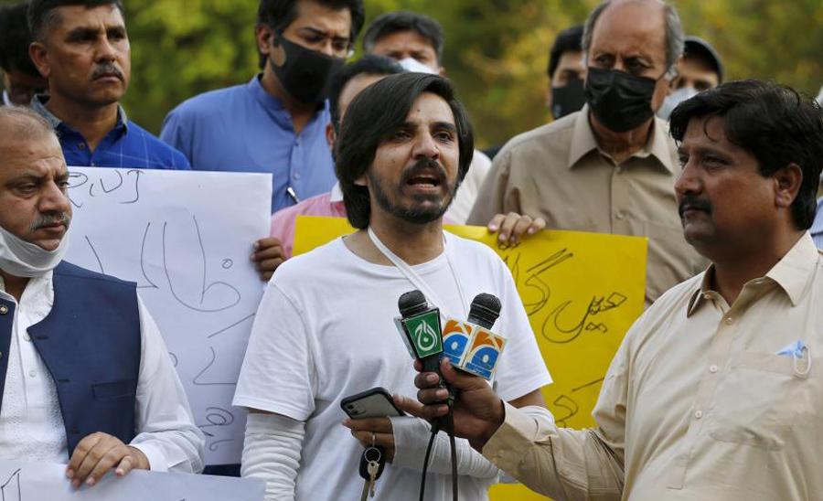 Three international human rights organizations condemn attacks on Pakistani journalists