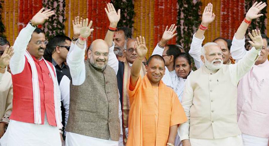 BJP to play Hindutva card for 2022 UP polls