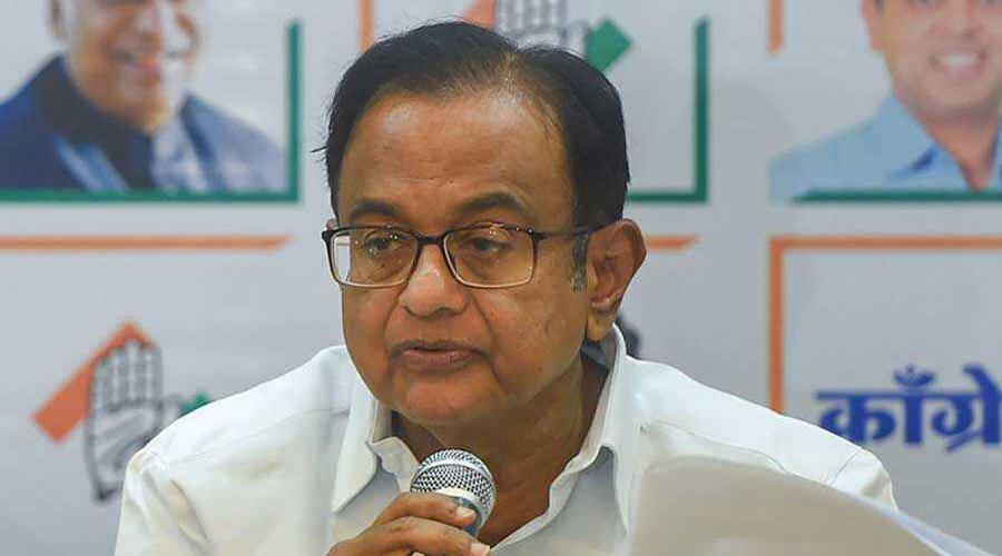 Pegasus row: PM Modi must make statement in Parliament: Chidambaram