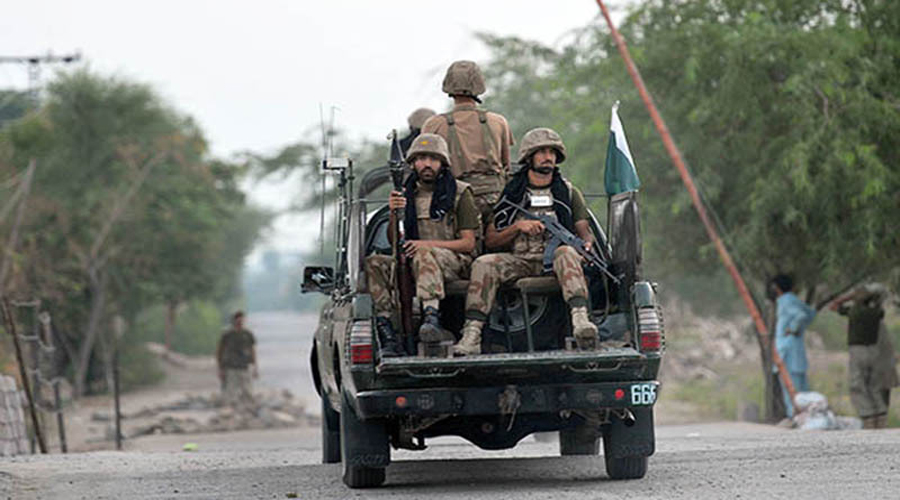 Two security men including a captain martyred in Kurram operation