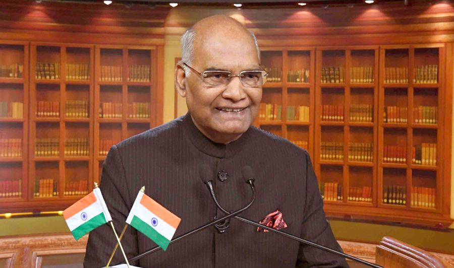 President Ram Nath Kovind completes 4 years in office