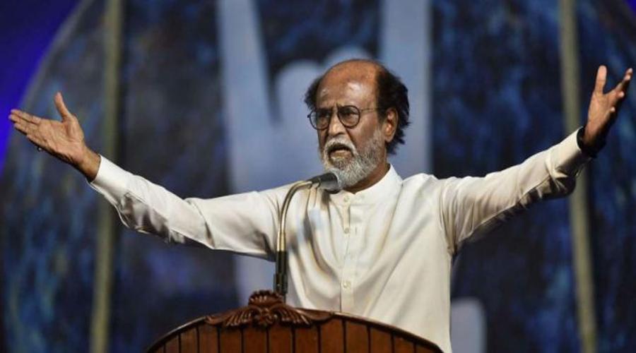 Rajinikanth dissolves RMM and shuts political door forever