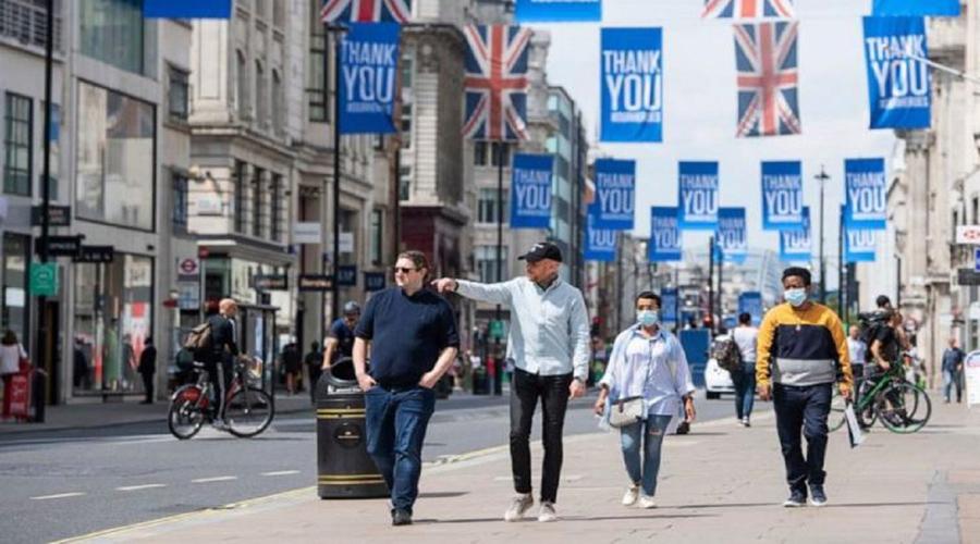 UK ends Coronavirus restrictions