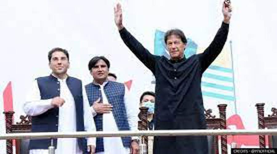 Imran Khan's party set to form government in PoK