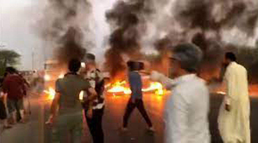 US criticise Iran over violance against protestors