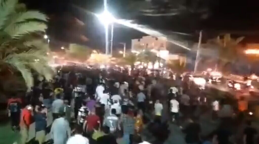 Three killed in Iran's Khuzestan water crisis protests