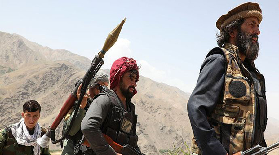 Sound of Afghan Taliban at the entrance of Pakistan