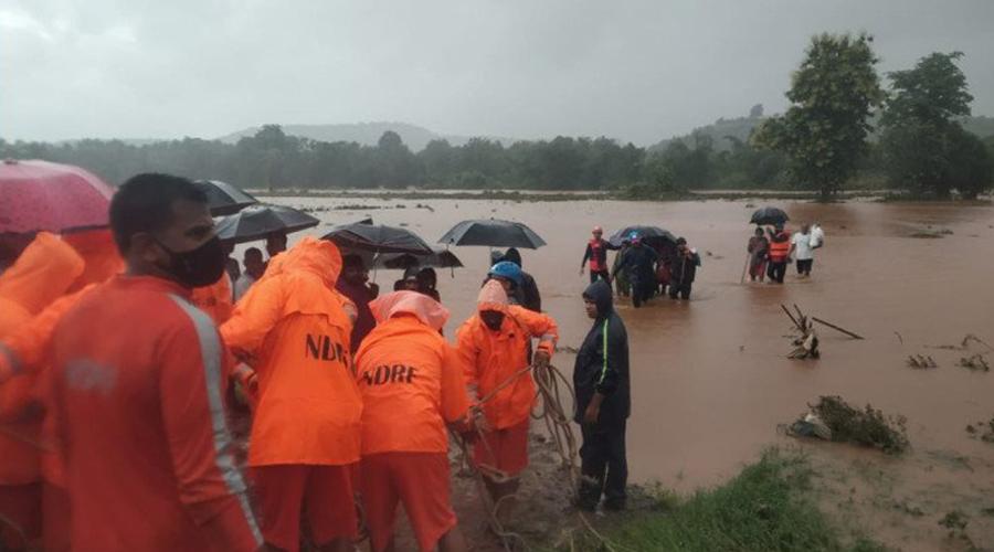 Maharashtra Floods: 149 Dead, 64 Missing