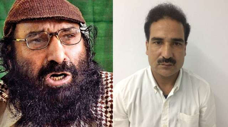 All three arrested sons of Hizbul Mujahideen chief Syed Salahuddin had been working for him