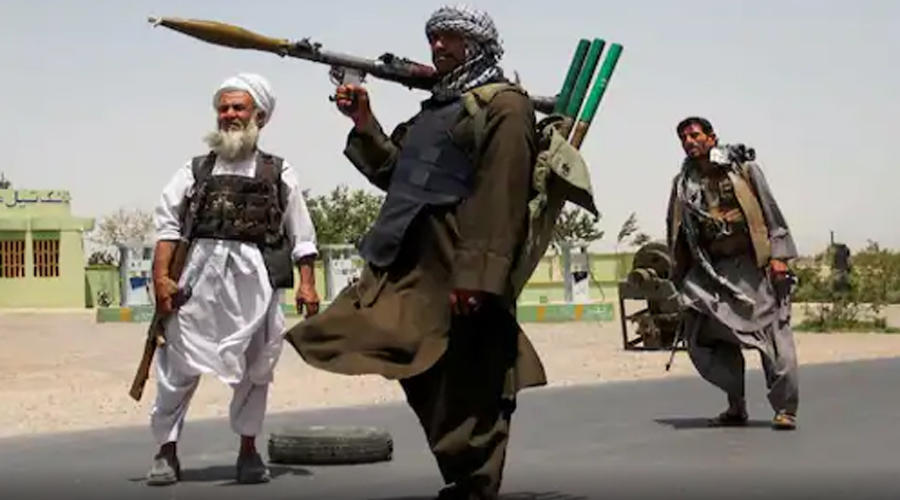 Taliban, Afghan officials agree to meet again after inconclusive Doha talks