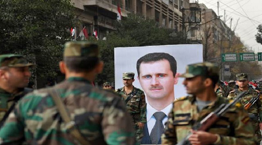 US announces new sanctions on Syria