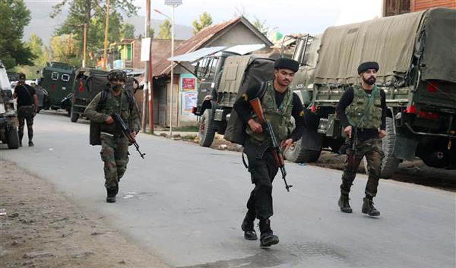 Pakistani dreaded terrorist Usman killed in Kulgam