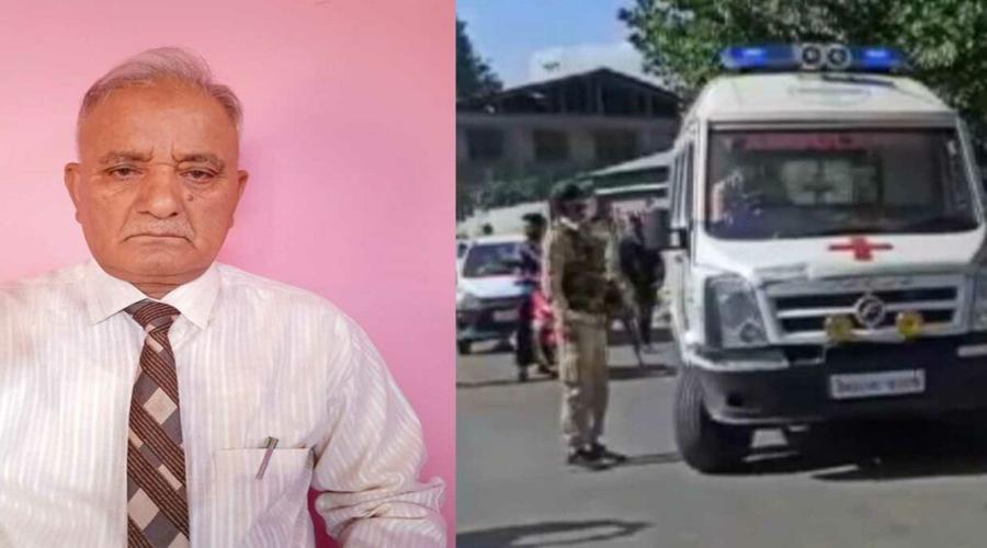 BJP leader Gulam Rasool Dar, his wife shot dead by terrorists in J&K's Anantnag