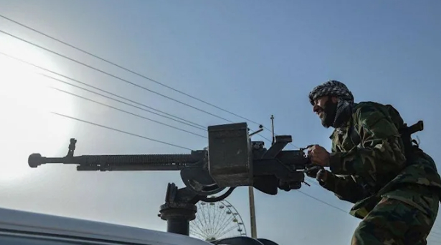 Taliban attack Afghanistan's three big cities