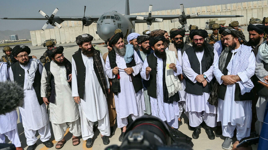 Taliban welcomes U.S. withdrawal from Afghanistan