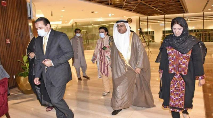President of Arab Parliament reaches Pakistan on five day visit
