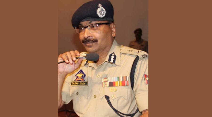 Supporters of terrorists will not be spared :J&K DGP Dilbagh Singh