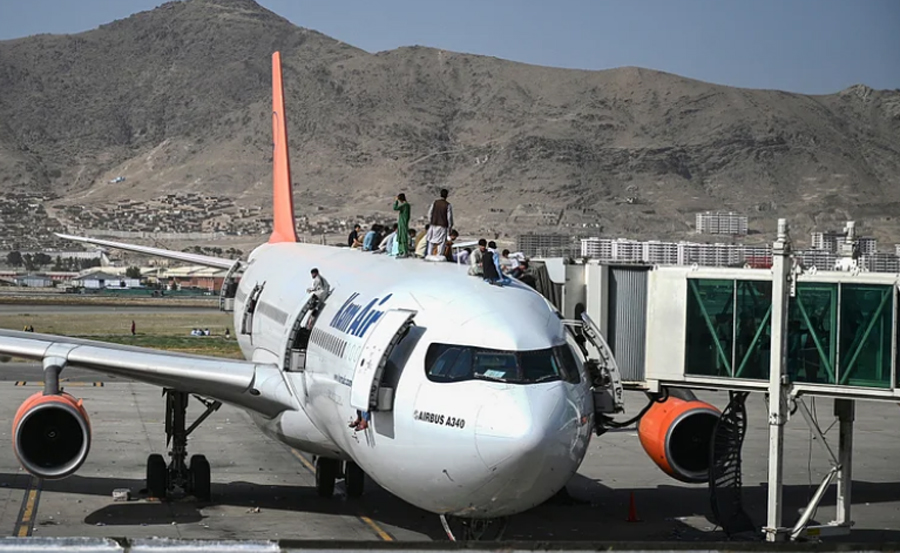 Afghans with legal documents will soon be allowed travel abroad: Taliban