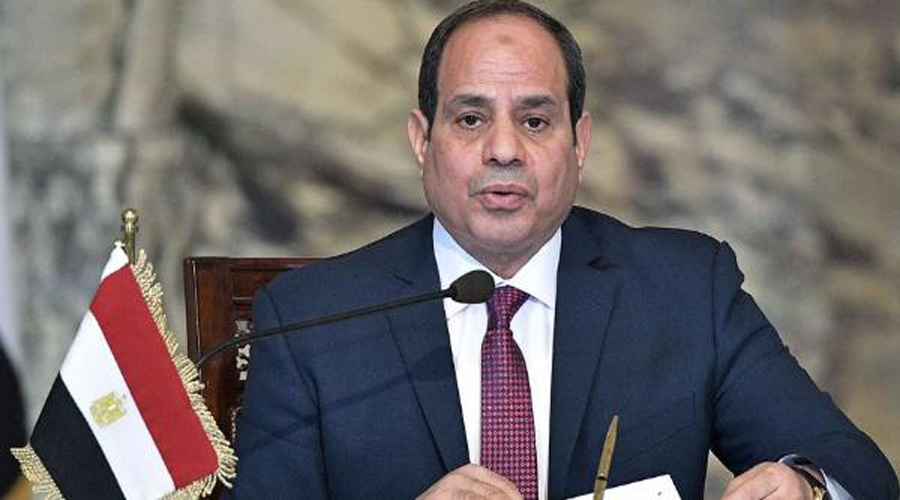 President El sisi approves the law dismissing of Ikhwanul muslimins from jobs