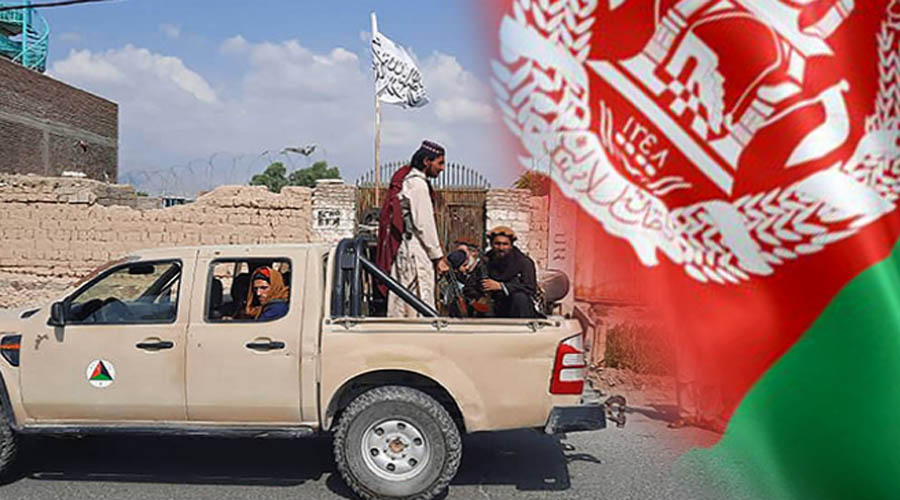 Taliban ideology has not changed - The new great game has started
