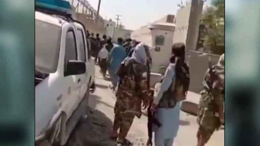 Afghan Soldiers in Kunduz Surrender As Taliban Seizes More Cities