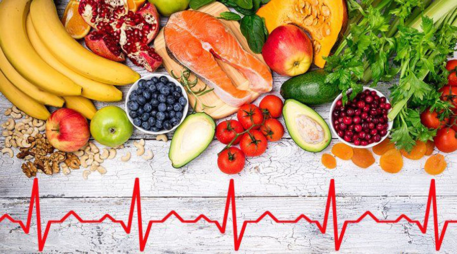 Foods to keep heart healthy and to save from disease