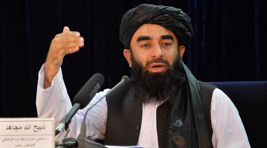Haqqani family part of Islamic Emirate of Afghanistan :says Zabihullah Mujahid