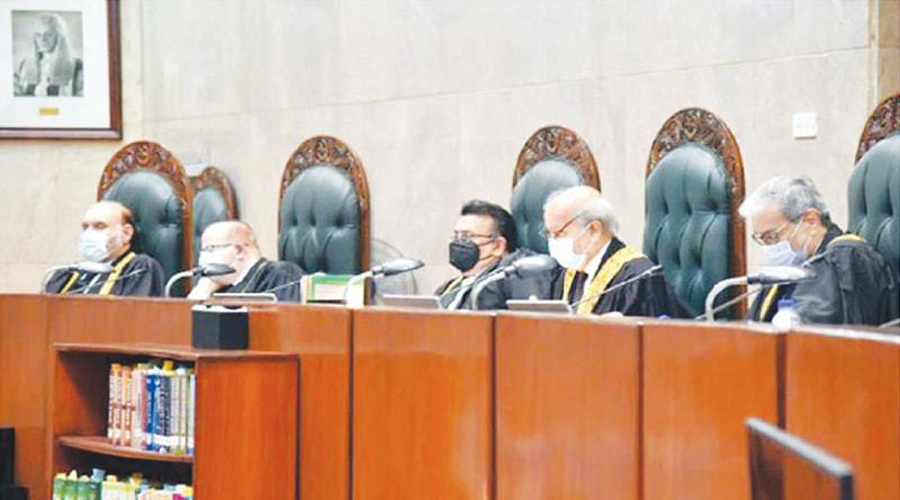 Chief justice of Pakistan Gulzar Ahmed rejects objections to judges' elevation