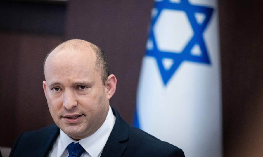 Time has come to act against Iran : Israeli PM Bennett