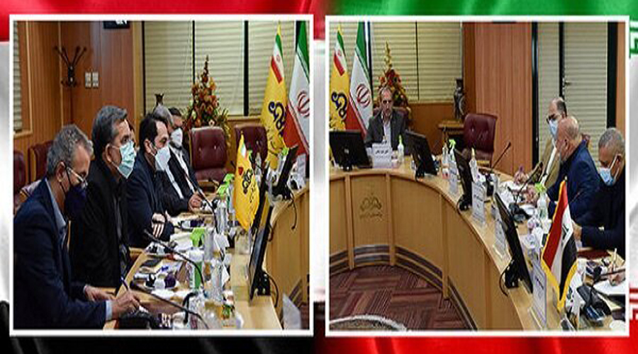 Iran ready to examine gas contracts with Iraq
