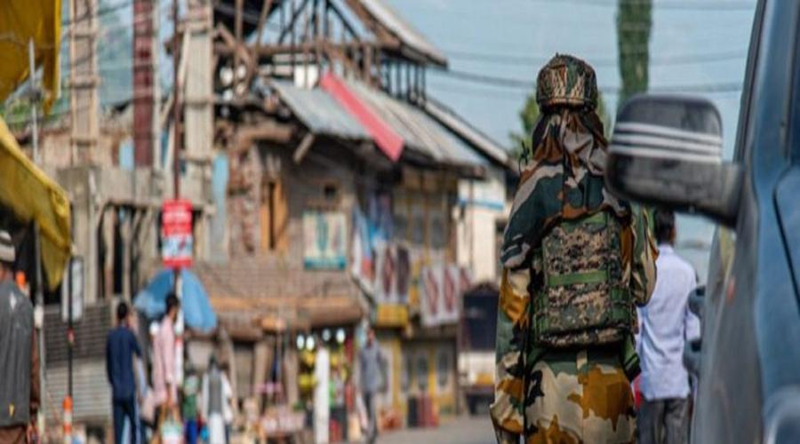 Jammu and Kashmir: Big terrorist conspiracy foiled in Bemina