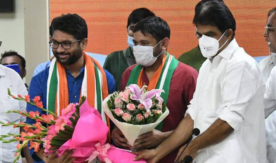 Kanhaiya Kumar explain reason of his joining congress party