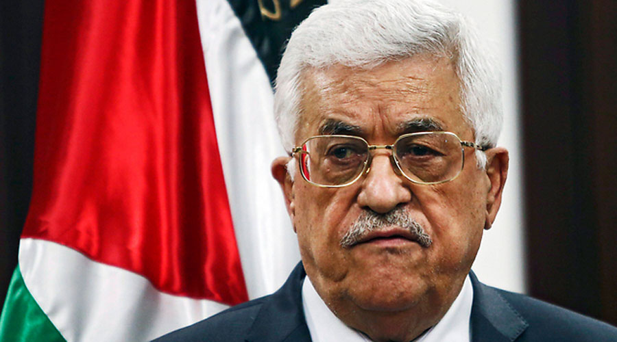 Nearly 80 percent of Palestinians in favour of Mahmoud Abbas resignation