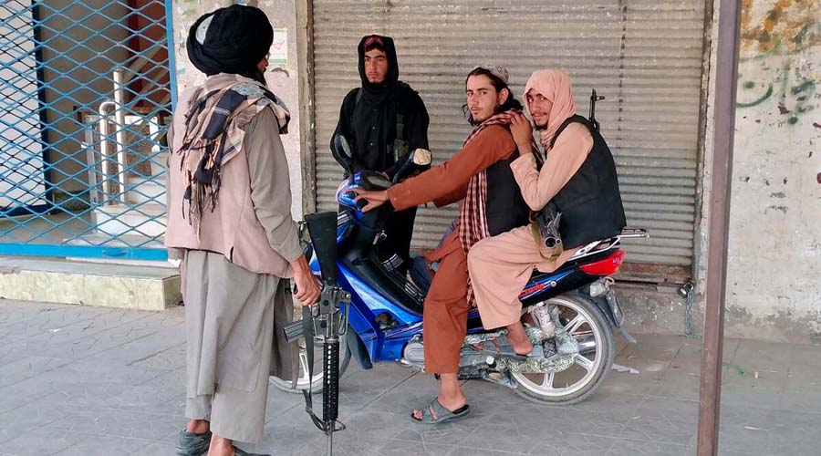 Afghan Taliban defence minister orders crackdown on abuses