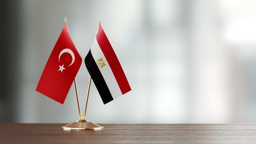 Egypt and Turkey normalisation talks end with progress