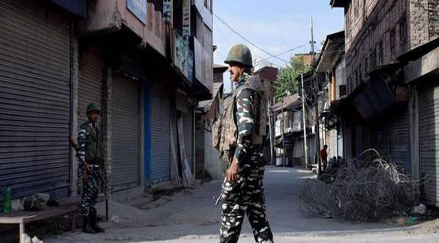Mobile internet services snapped again in Kashmir