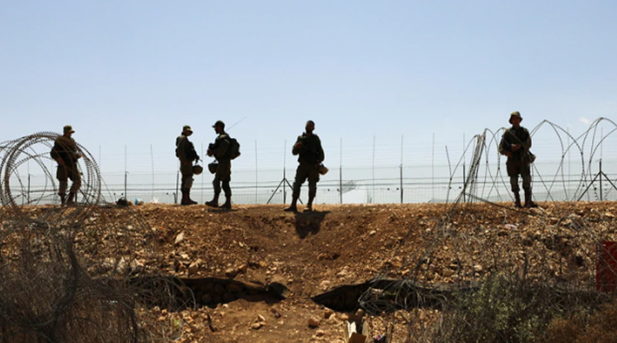 Israel send soldiers to occupied West Bank in the manhunt of six Palestinian who flees from jail