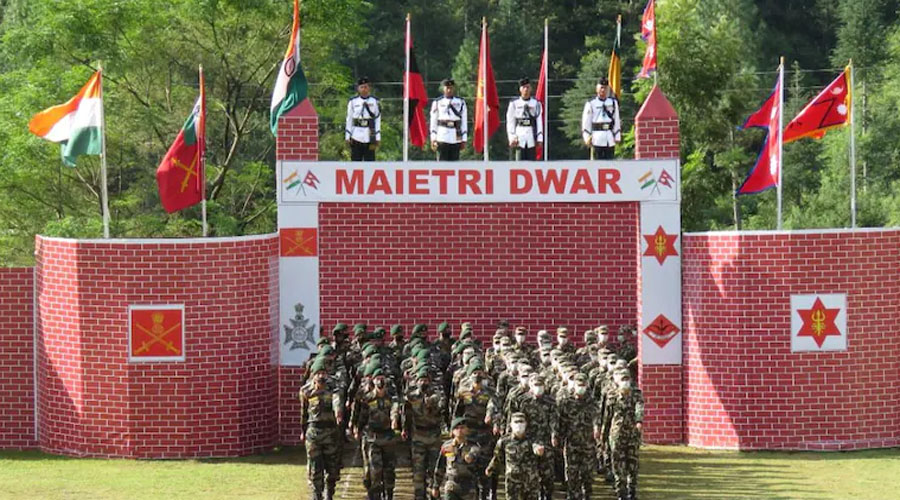 India Nepal to hold joint military exercise Surya Kiran