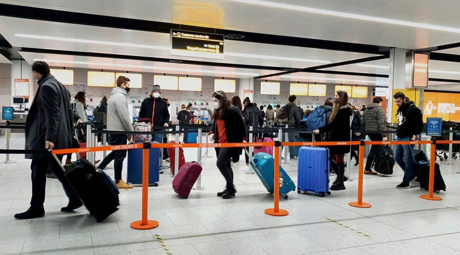 Indians vaccinated with Covishield would still be required to undergo a pre-departure PCR test on landing in the UK