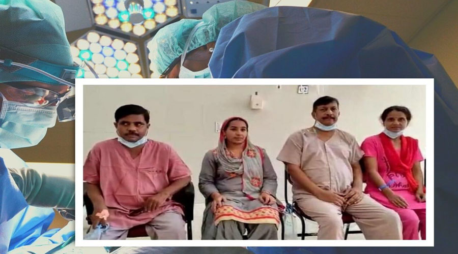Hindu and Muslim women donates kidney to save each other's husbands life in Dehradun