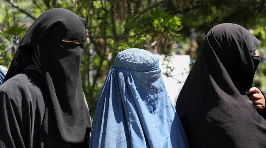 Strict restrictions for Afghan women after Taliban came into power
