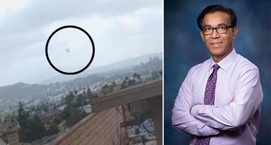Prominent Indian-origin cardiologist Dr Sugata Das killed in California plane crash