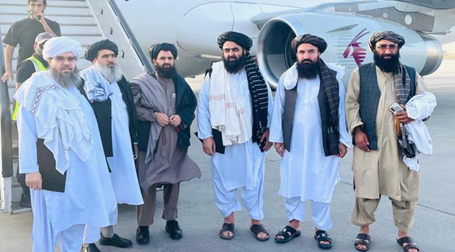Islamic Emirate of Afghanistan wants special ties with gulf countries: says Taliban