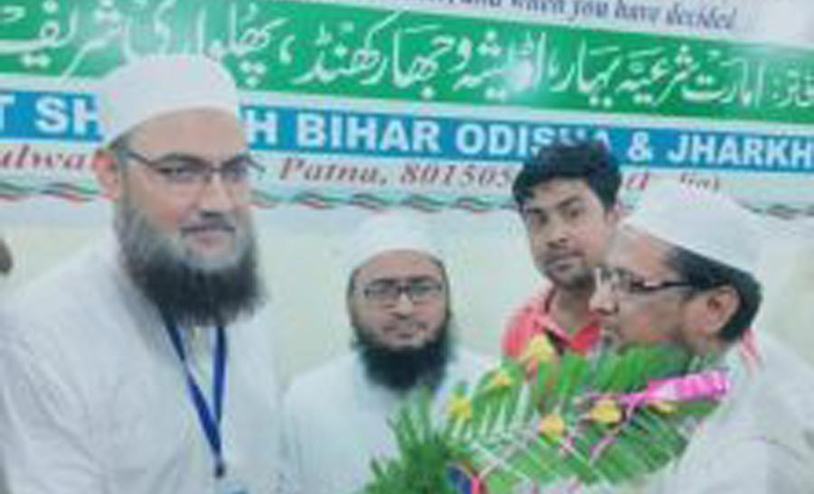 Maulana Rehmani elected as 8th Amir- e -Shariat