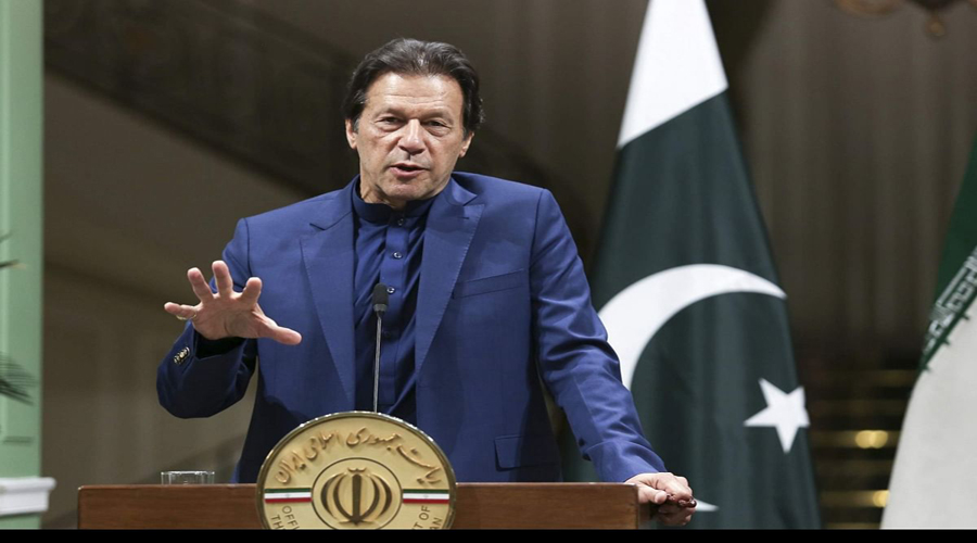 Taliban are the only option to get rid of ISIS :says Imran Khan