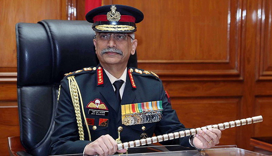 Army does not discriminate on basis of gender, says Army Chief