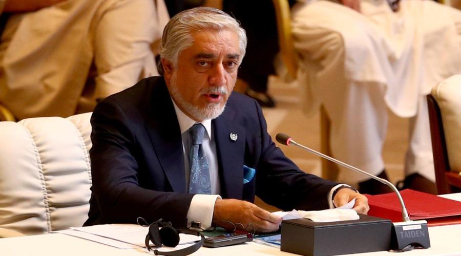 Abdullah Abdullah dubs Ghani 'traitor', says Doha agreement between US, Taliban was weak