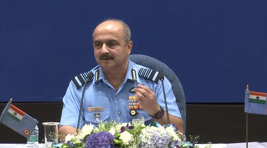 Air Force should get S-400 within this year: Air Chief Marshal VR Chaudhari