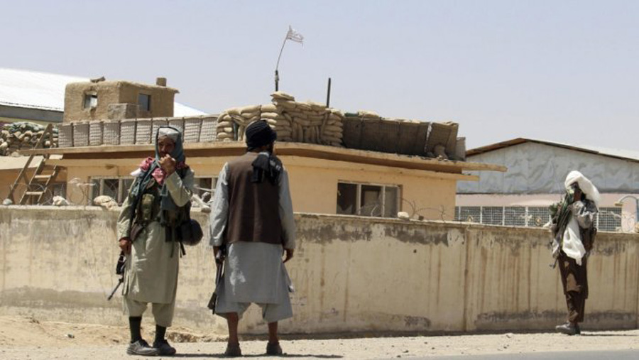 Afghanistan not threat to world : Islamic Emirate to Bolton