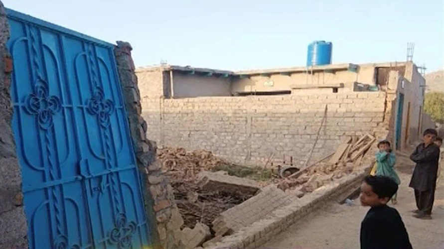 At least 20 killed, hundreds injured after powerful earthquake jolts Balochistan
